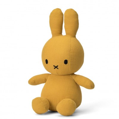 Miffy Mousseline Mustard