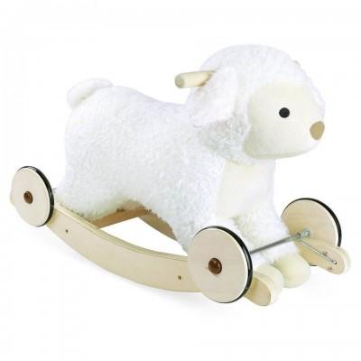Cavalo de Baloiço e Carro Ovelha