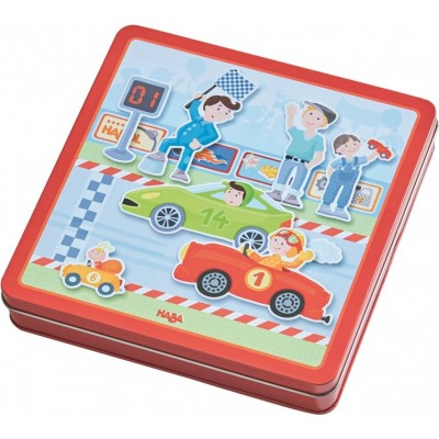 Caixa Magnética Corrida de Carros