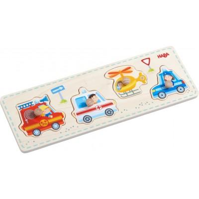 Puzzle de Pegas Veículos