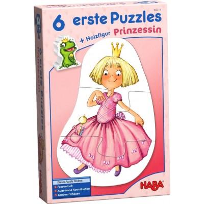 6 Puzzles Princesa