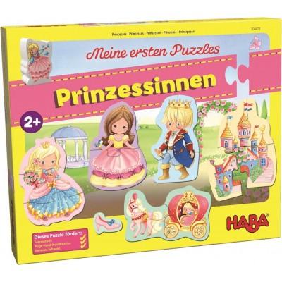 Puzzles XL Princesas