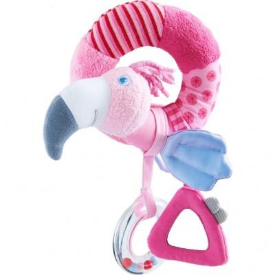 Brinquedo de Tecido Flamingo