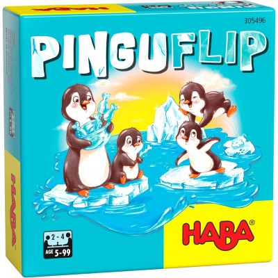 Mini Jogo Pinguflip 5+