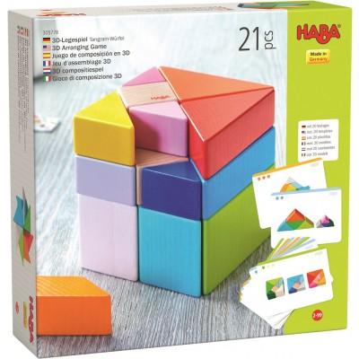 Tangram Puzzle 3D