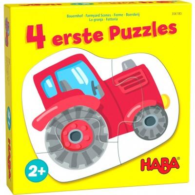 4 Puzzles Little Hand Quinta