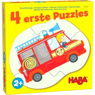 4 Puzzles Little Hand Emergências