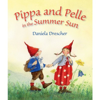 Pippa and Pelle in the Summer Sun 1+