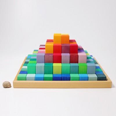 Pirâmide Escalonada Gigante Grimm's 100p.