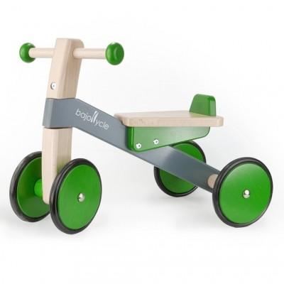 Triciclo de Pés Green Bajo