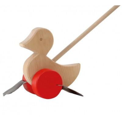 Pato de Empurrar