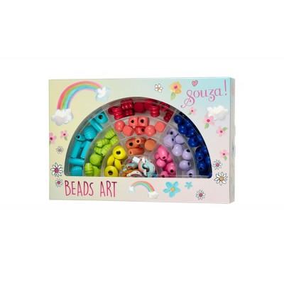 Kit Criativo Pérolas Rainbow