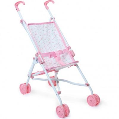 Carrinho de Boneca Pink