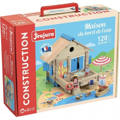 Construção Casa na Praia