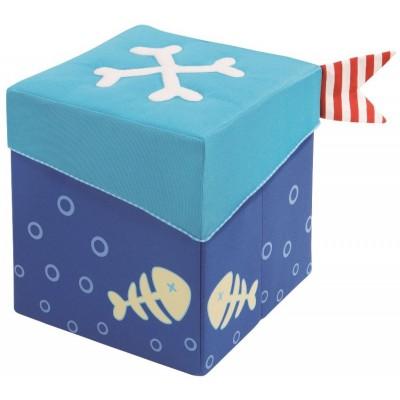 Banco/Caixa de Arrumação Pirata