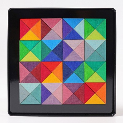 Caixa Magnética Triângulos Grimm's