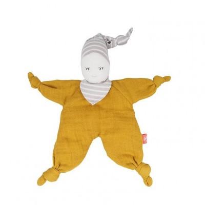 Boneco de Tecido Bio Mustard