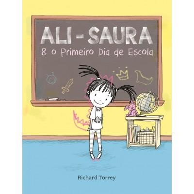 Ali-saura & O Primeiro Dia de Escola 3+
