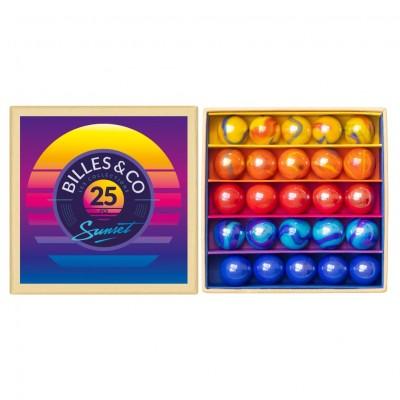 25 Billes&Co - Minibox Sunset