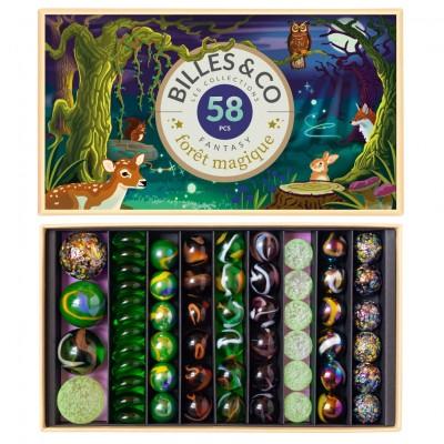 58 Billes&Co - Box Forêt Magique