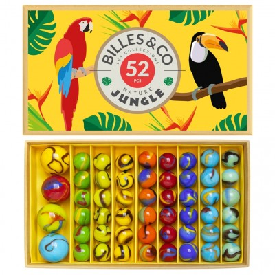 52 Billes&Co - Box Jungle II
