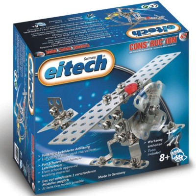 Construção Eitech Avião e Helicóptero