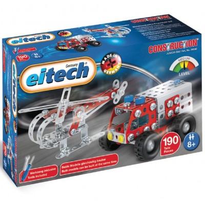 Construção Eitech Ambulância/Helicóptero