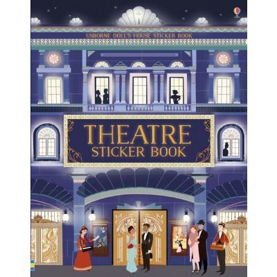 Theatre Sticker Book 5+