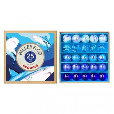 25 Billes&Co - Minibox Requins