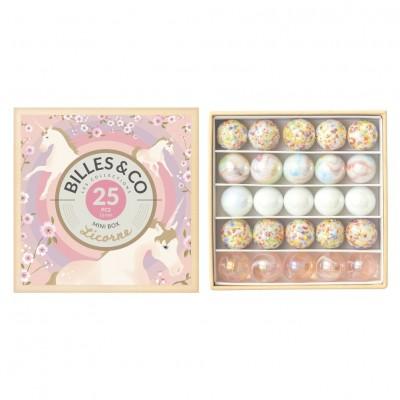 25 Billes&Co - Minibox Licorne