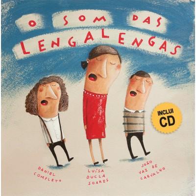 O Som das Lengalengas +CD 6+