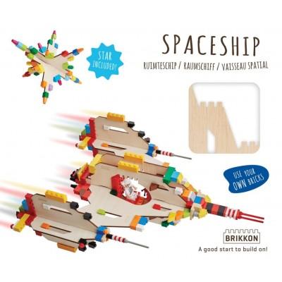 Nave Espacial Brikkon