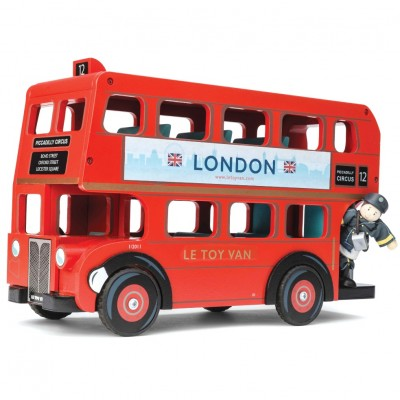 London City Bus LTV