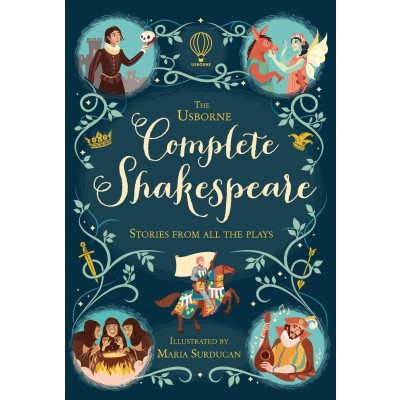 Complete Shakespeare 8+