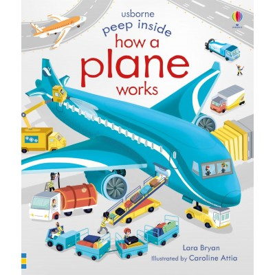 How a Plane Works 3+