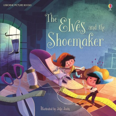 The Elves and The Shoemaker 1+