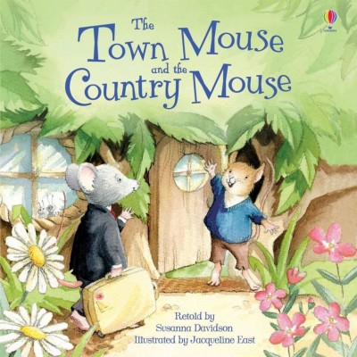 Town Mouse and Country Mouse 1+