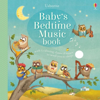 Baby's Bedtime Music Book 0m+