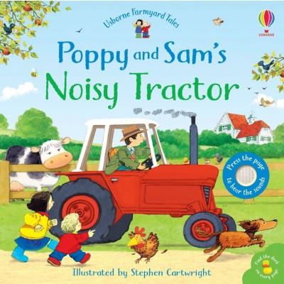 Poppy & Sam's Noisy Tractor 2+