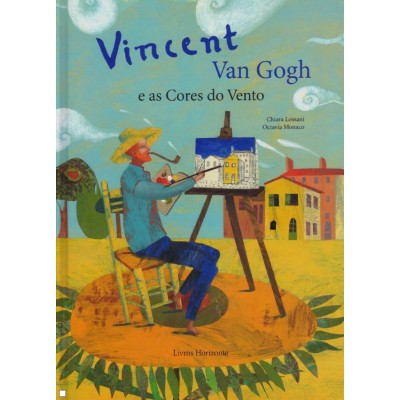 Vincent Van Gogh e as Cores do Vento 8+