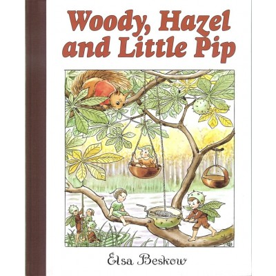 Woody, Hazel and Little Pip 4+