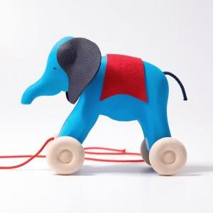 Elefante de Puxar Grimm's