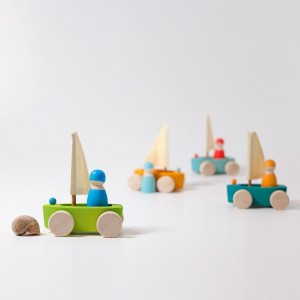 Barcos Grimm's - Unidade