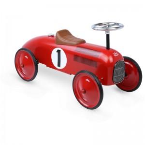 Carro de Pés Vintage Red