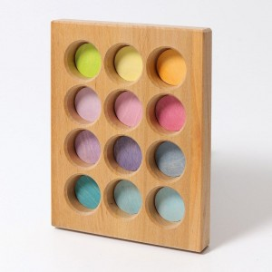 Base de Classificação Pastel Grimm's