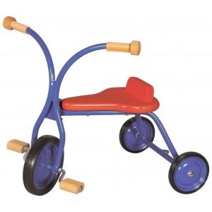 Triciclo com pedais Vermelho 2 anos