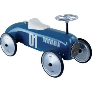 Carro de Pés Vintage Azul