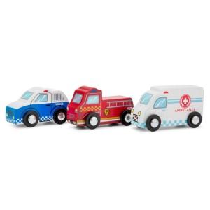 Mini Veículos Emergências