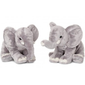 Elefantes Africanos WWF Plush Collection