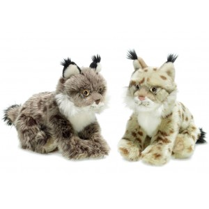 Linces WWF Plush Collection